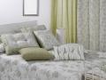 perdele_dormitor_model_floral_draperie_verde