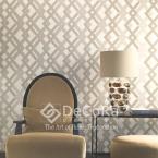 PJJT001_ modele_geometrice_tapet_decorativ_nuante_crem